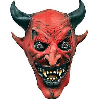 Red Devil Mask For Halloween
