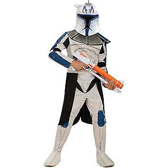 Star Wars Clonetrooper Rex barn kostume