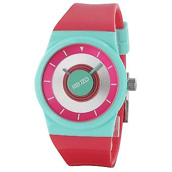 Montre Kenzo DESIGN TO WEAR K0032002 - Montre Rose Turquoise Femme