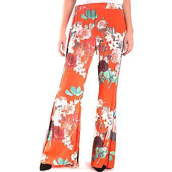 Aniye Door Ezbc098013 Women's Multicolor Viscose Pants