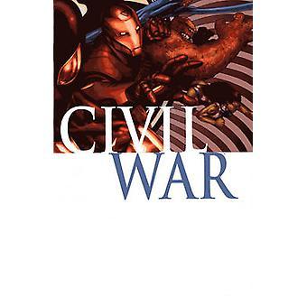 Civil War by Mark Millar - 9781905239603 Book