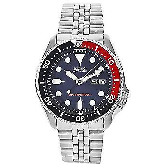 セイコー ダイバー自動ステンレス鋼メンズ腕時計 SKX009K2