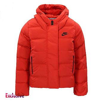 Nike Girls NSW 550 Fill Down Padded Coat - 816376-657