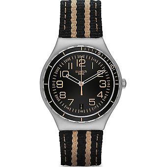 Swatch le Compte de Lignes Unisex Watch YGS4033