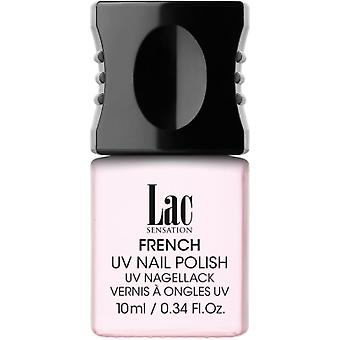 Alessandro Lac Sensation French UV Colour Nail Polish - French Rose 10ml