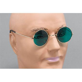 Bnov John Lennon Glasses Green Lens