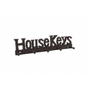 (CGB) Giftware huis sleutels haak