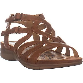 Bare Traps Womens Kaylyn Open Toe Casual Gladiator Sandals