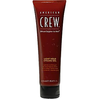 American Crew Styling Gel Light Hold 250ml