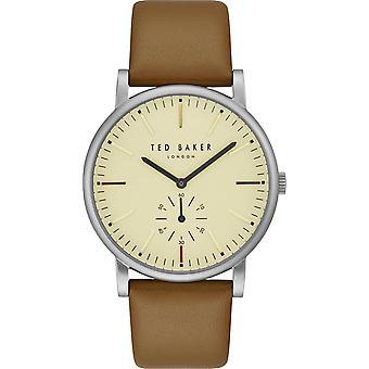 Ted Baker mężczyźni panowie zegarek na nadgarstek TE50072002