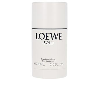 Loewe Solo Loewe Deo Stick 75 Ml für Herren