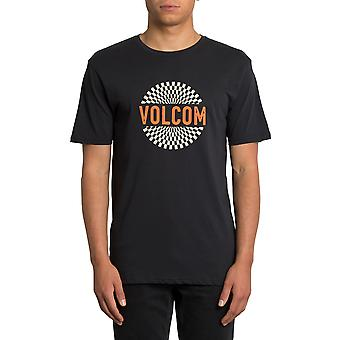 T-shirt à manches courtes Reoned Volcom en noir