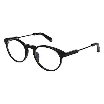 Police Lewis 10 SPLA31 0700 Shiny Black Glasses