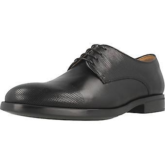 Angel Infantes Zapatos De Vestir 03134 Color Negro