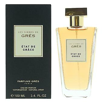 Gres Parfums Etat de Grace Eau de Parfum 100ml EDP Spray