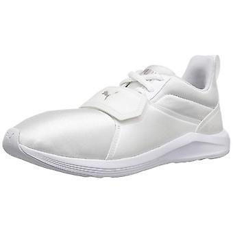 Puma Womens prodigy AON Canvas Low Top Lace Up Running Sneaker