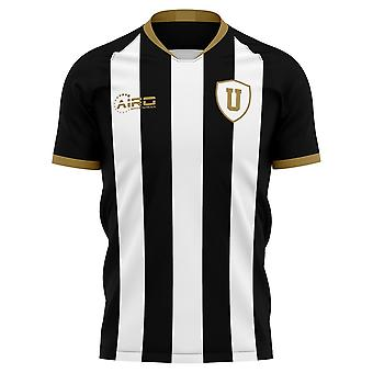 2019-2020 Udinese Home Concept Football Shirt - Kids