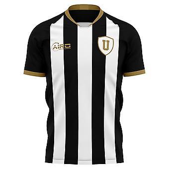 2019-2020 Udinese hjem koncept fodbold skjorte-børn