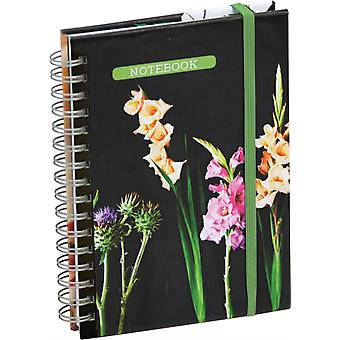 Botanischer Stil Mini Notebook von zusammengestellt von Ryland Peters Amp small