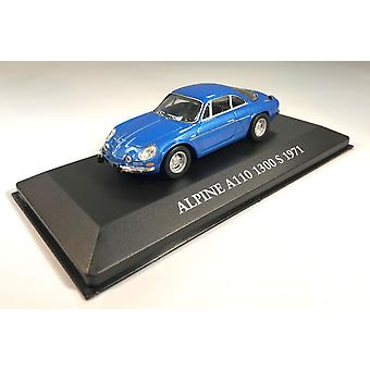Alpine A110 (1969) Diecast Model auto