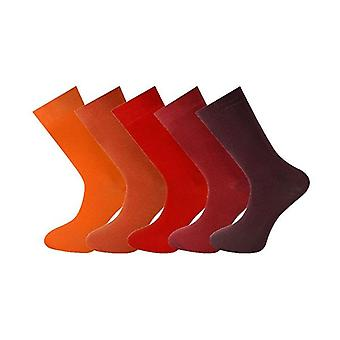 5 Pairs Mens Ankle Socks Multi Selection 031