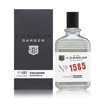 C.O. Bigelow Barber Elixir White Cologne No. 1585 (2.5 oz / 75 ml)