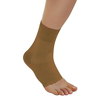 Solidea Silver Support Ankle [Style 392B8] Camel (Sandy Beige)  XL