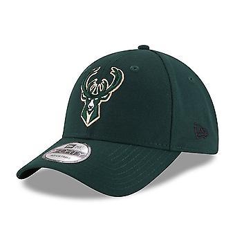 New Era Nba Milwaukee Bucks The League 9forty Adjustable Cap