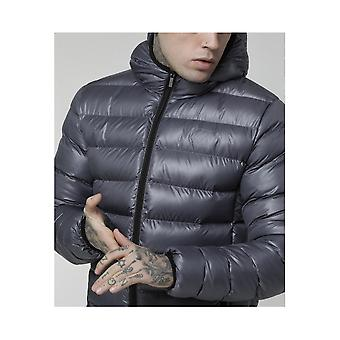 Sik Silk Atmosphere Gun Metal Grey Jacket