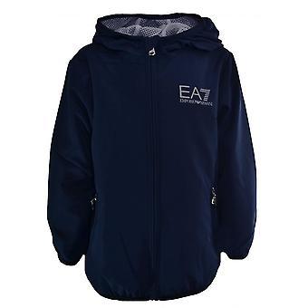 EA7 Boys EA7 Kids Navy Blue Jacket