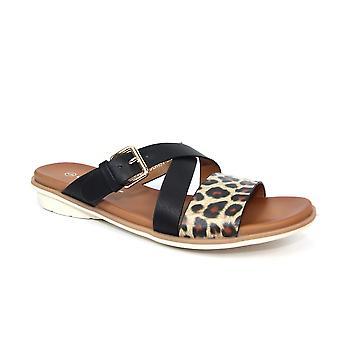 Lunar Josie Slider Sandal