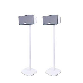 Vebos floor stand Sonos Play 3 white set