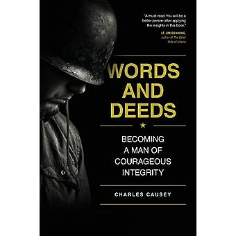 Words and Deeds by Causey & Charles