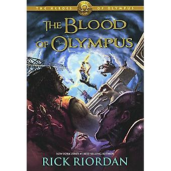 The Blood of Olympus by Rick Riordan - 9780606383356 Book