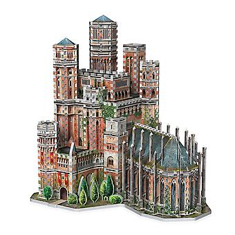 3d game of thrones the red keep 845pc puzzle