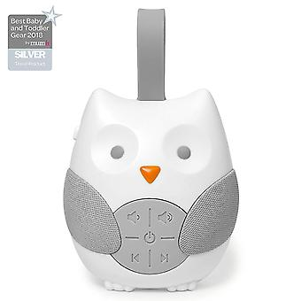 Skip Hop Stroll and Go Portable Baby Soother, Owl