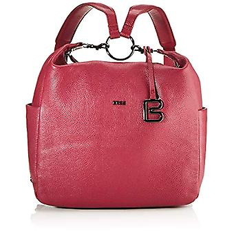 Bree 206006 Casual Red Red Woman Backpack (Rhododendron 172) 10x30x32 cm (B x H x T)