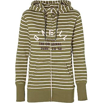 O'Neill Women's Easy Fantastic Hoodie with Stripes