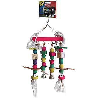 Tyrol Abc Toy Pako Beak (Birds , Toys)