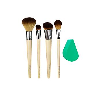 Ecotools Airbrush Complexion Set 5 Pz For Women
