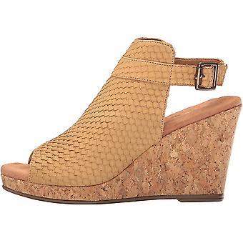 Walking Cradles Women's Kiki Wedge Sandal