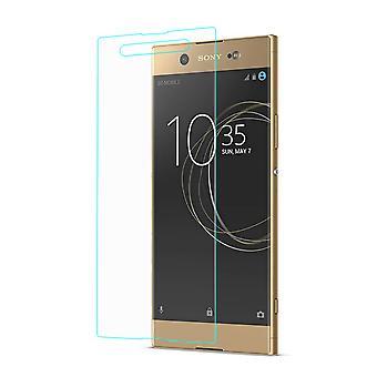 Sony Xperia XA1 écran ultra protecteur 9 H stratifié verre réservoir protection verre trempé verre