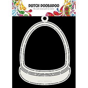 Dutch Doobadoo Card art Snowdome A5 470.713.733