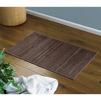 Country Club Bamboo Mat, Brown