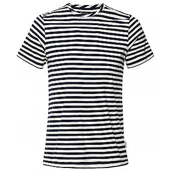 Oliver Spencer Organic Cotton Striped Conduit T-Shirt