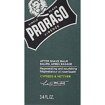 Proraso After Shave Balm Cypress & Vetyver 100ml