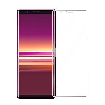 iCoverCase | Sony Xperia 5 | 2-Pack Screen Protection | Cured Glass