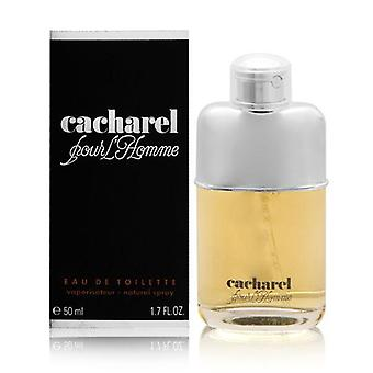 Cacharel pour homme 1.6 oz eau de toilette spray