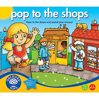 Pop to the Shops játék (International Edition)