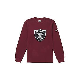 Supreme NFL x Raiders x ' 47 thermische kastanjebruine-kleding